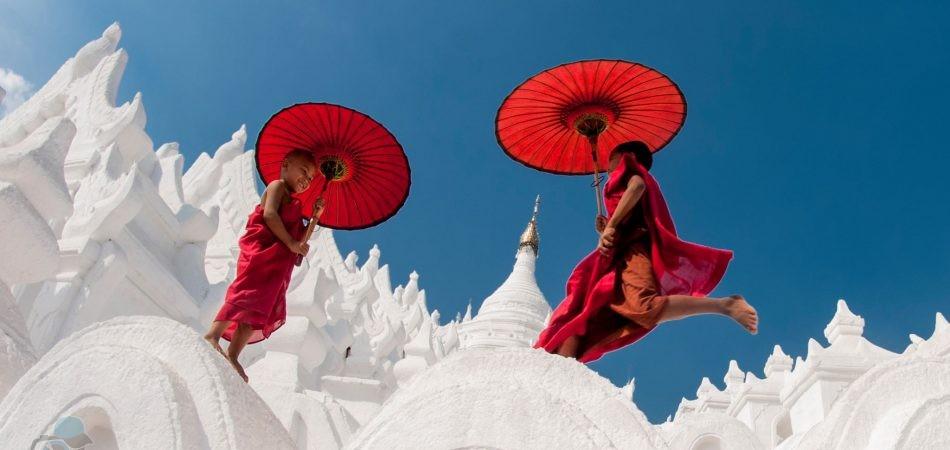 phototrip - lễ hội ánh sáng Yangon - Myanmar