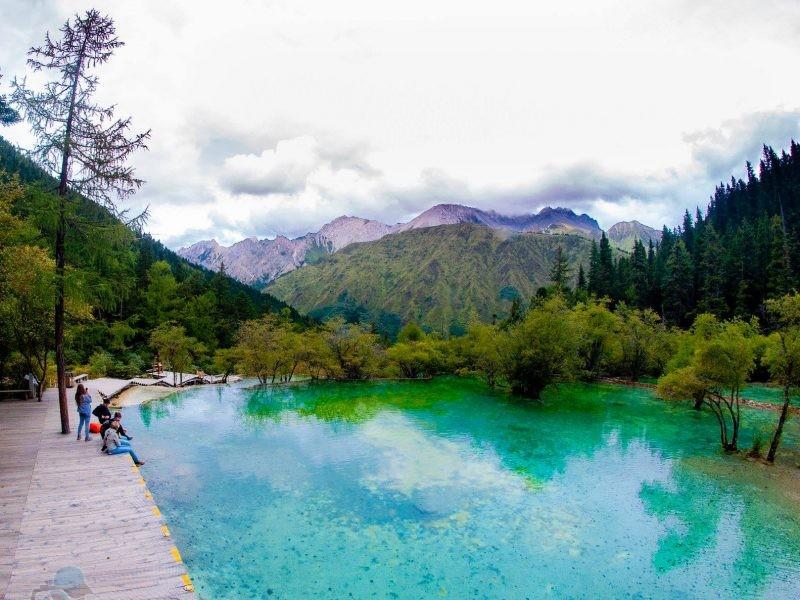 phototrip - thung lũng Hoàng Long - Nga My - Trung Quốc
